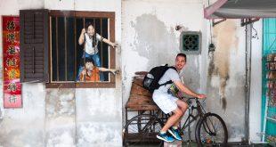 Villámlátogatás a falfestmények fővárosába, a malajziai George Townba