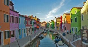 Velence szigetei – Murano, Burano, Torcello