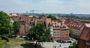 Séta Nürnberg óvárosában