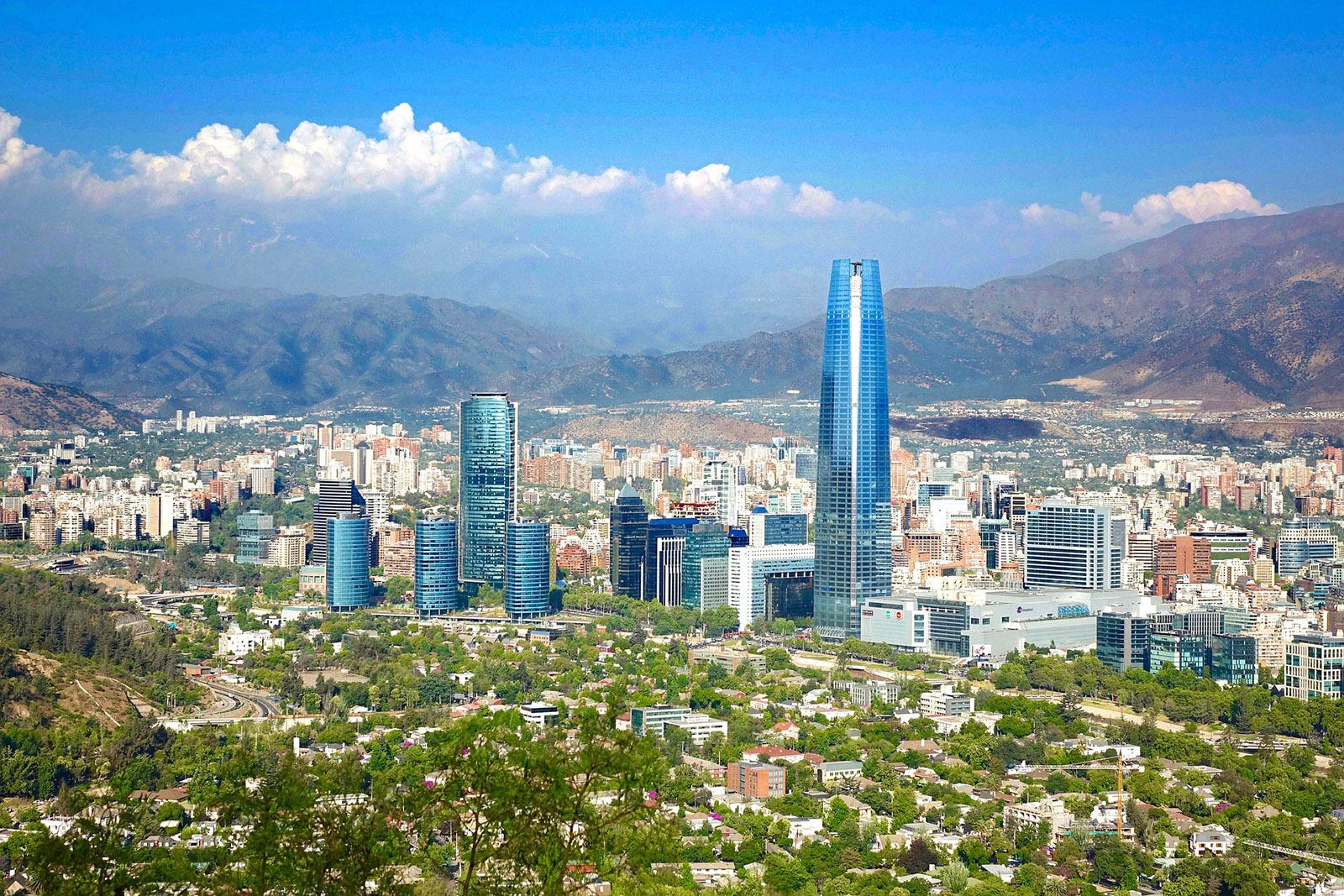 Santiago és környéke, ahol a bohém és a klasszikus találkozik