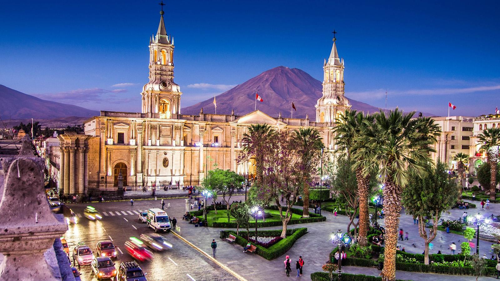 Peru fehér városa – misztikus vulkánok és kulturális élvezetek Arequipában