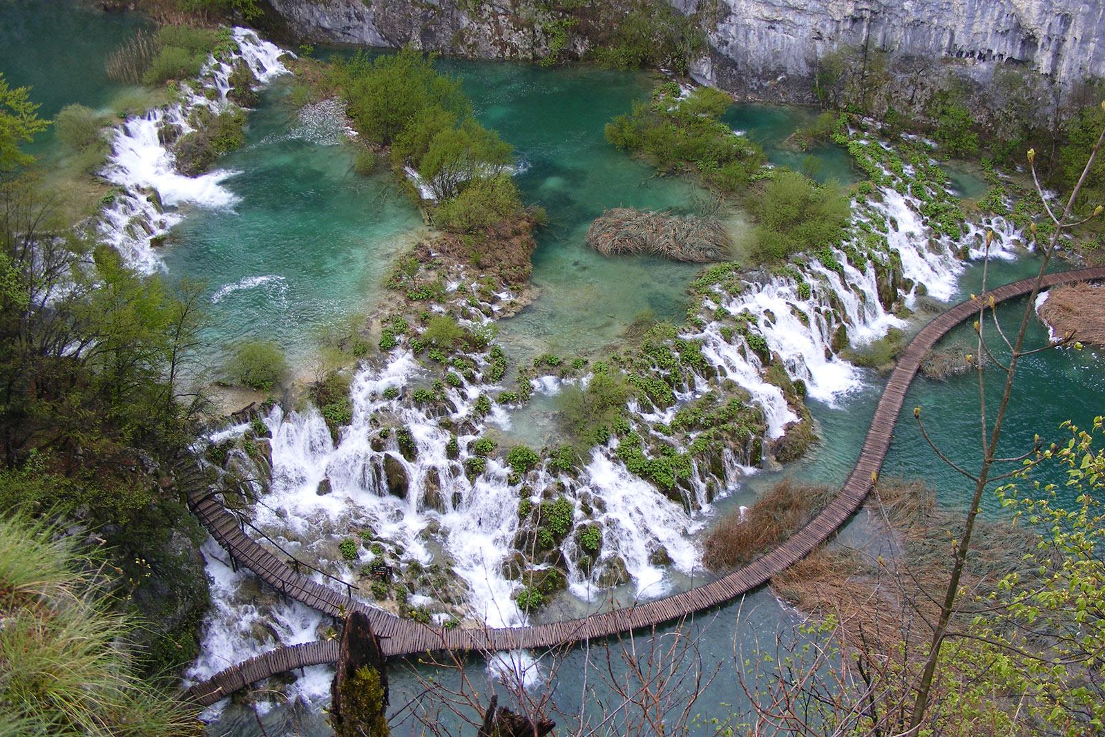 Plitvice – a víz birodalma