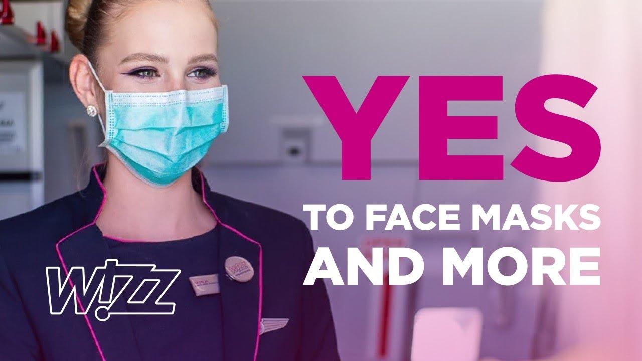 Wizz Air 16 útvonalat repül Budapestről május 1-jétől és új egészségügyi szabályokat vezet be