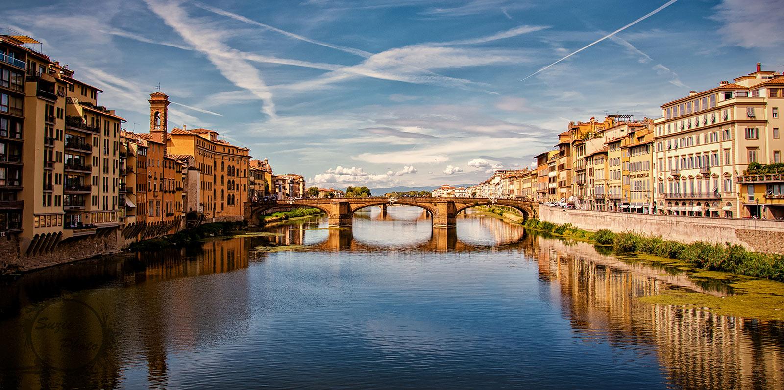 Firenze, az élő műalkotás